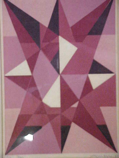 """Star"" 1967 Edition of 25 by Irving Amen 17 1/2""x12 8/6 eBay bocaauction("